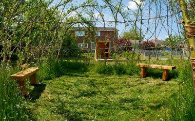 The Garden at Crescent Academy